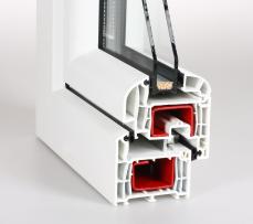 Plastová okna Beroun - profil